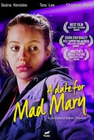 A DATE FOR MAD MARY - One of the most acclaimed Irish films of recent years, A Date for Mad Mary is the story of a Mary McArdle, a young woman who, released from prison after a six-month stint for assault, must find a plus-one for the wedding of a once-close friend, Charlene. It is this quest that drives the film, throwing up curveballs which both Mary and the audience are forced to confront. The debut feature film from director Darren Thornton, who had previously worked on the hit RTÉ series Love is the Drug, A Date for Mad Mary has its roots on the stage, but transcends them, also.Based on the monologue, 10 Dates with Mad Mary by Yasmine Akram, the film offers insights into the way in which woman compete with one another in often destructive fashion. Though given the role of maid-of-honour at Charlene's wedding, Mary is nonetheless looked down upon by mutual friends of the bride-to-be. Bridesmaid Leona scoffs at the notion that Mary would even find a date for the wedding, to which Mary replies,
