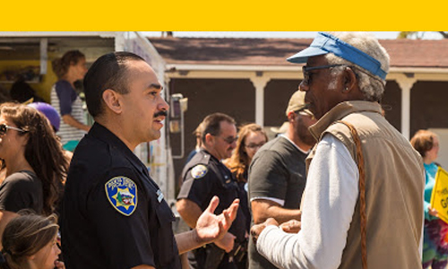 Alternatives to Arrest