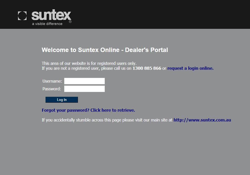 Suntex Online