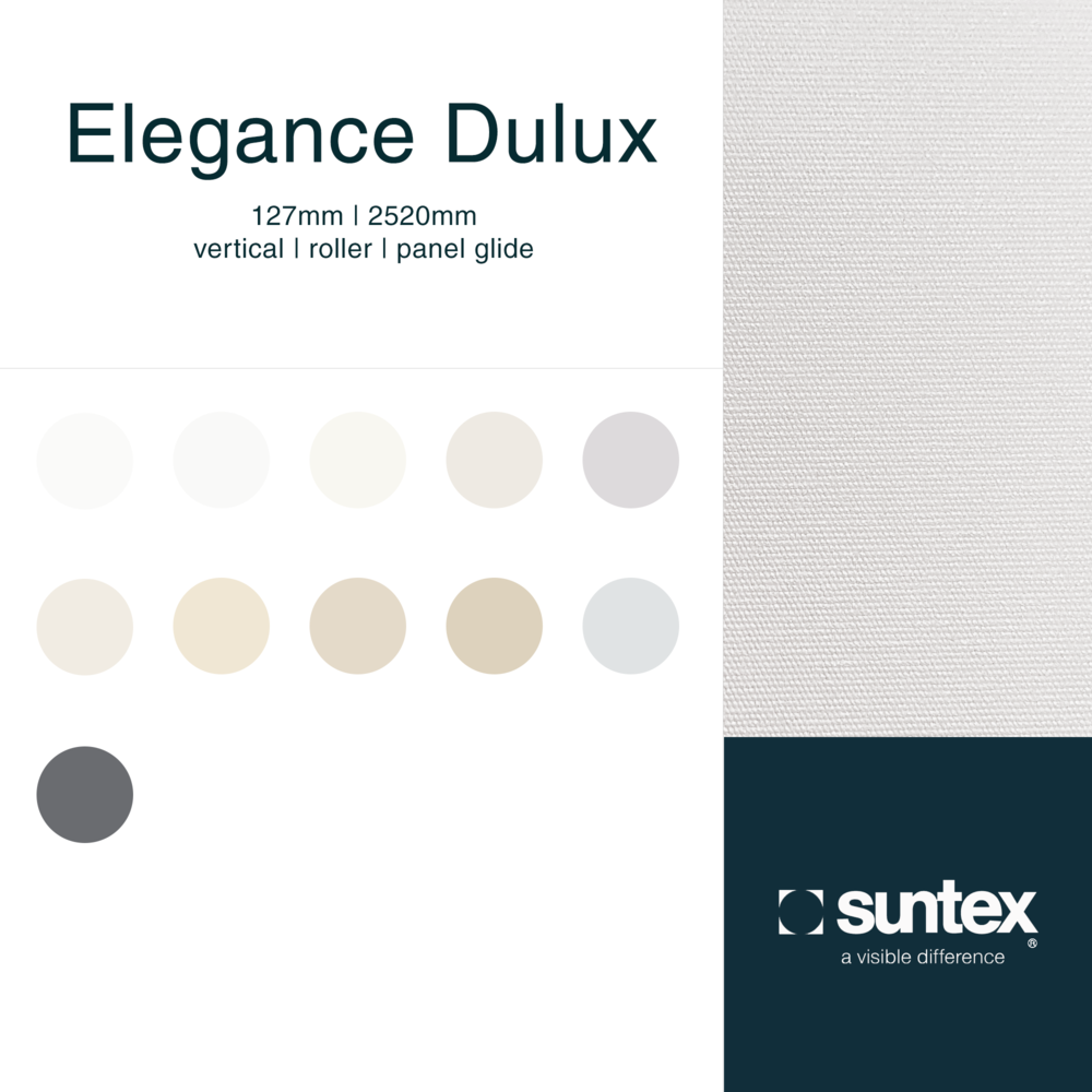 Elegance Dulux Technical Information