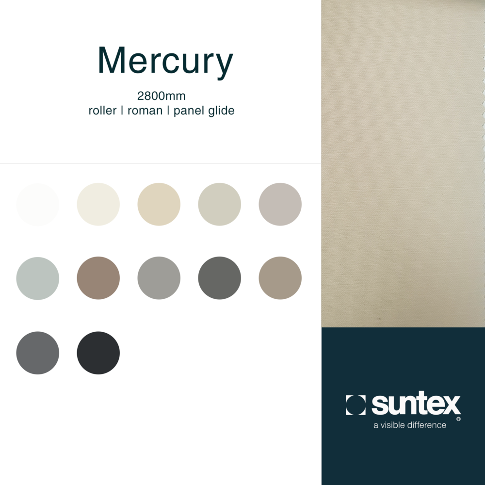 Mercury Technical Information