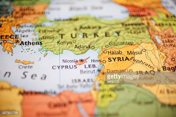 Syria - There is no Syrian embassy in the U.S.