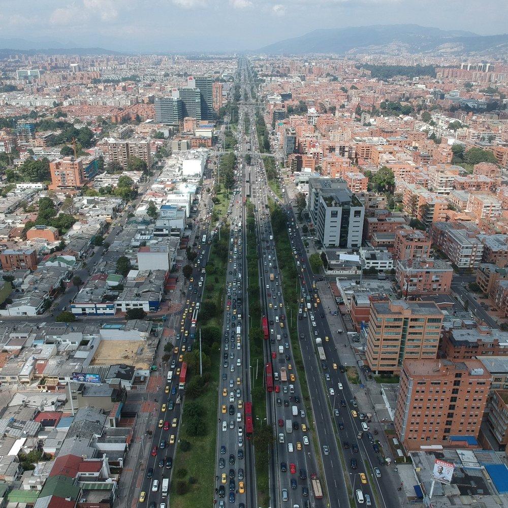 Bogota+Traffic+Jam