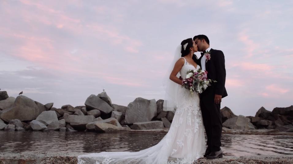 Gehaan & Sabrina's Destination Wedding