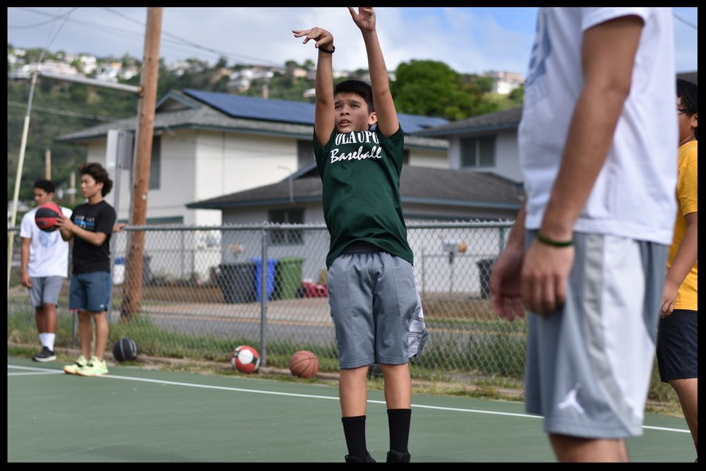Join The Movement - Our vision is made possible through a united effort of individuals and organizations across the State that believe in elevating our youth to new heights. Help grow this grassroots movement as we further our impact in our local communities.Support Ball Out Hawaii