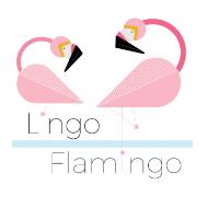 lingo flamigo logo white back.png