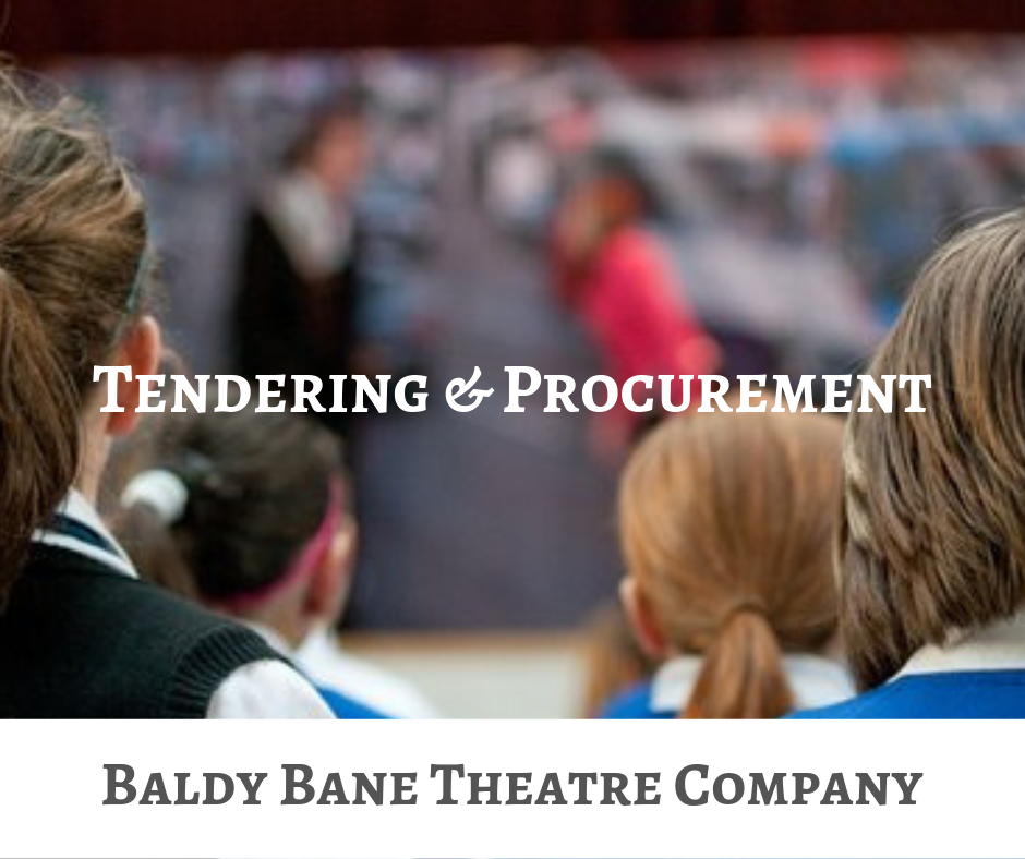 Baldy Bane Theatre Tendering and Procurement support