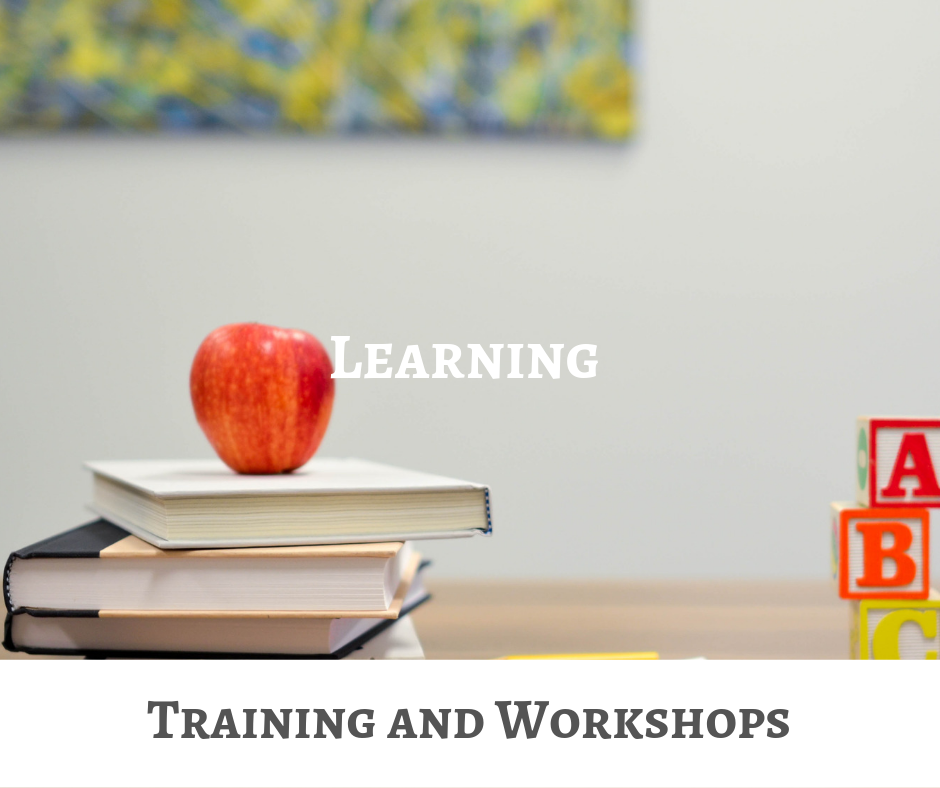 Learning and workshops