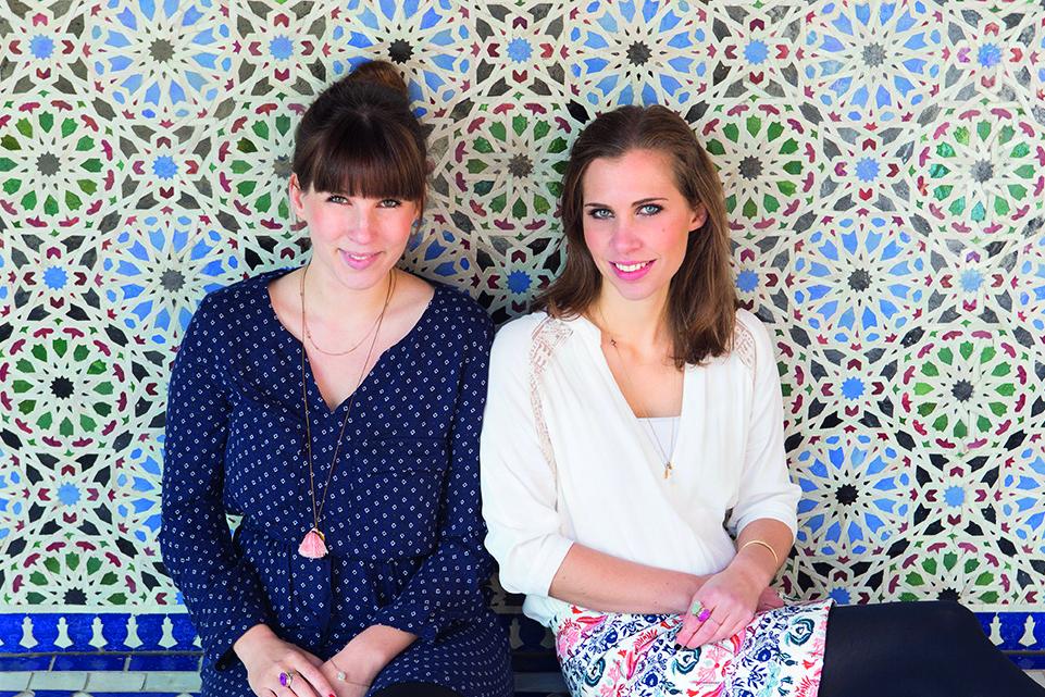 mara mea - Dorina Hartmann und Maren Will haben sich 2015 mit ihrem Unstandsmodelabel mara mea selbstständig gemacht. Ihre besonderen und »Bärchenfreien« Entwürfe haben es schon in die Vogue Japan geschafft.www.maramea.com
