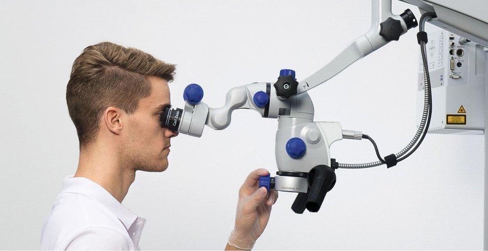 Стоматологический микроскоп OPMI Pico Zeiss