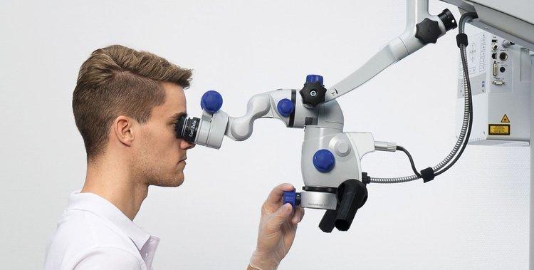 Стоматологический микроскоп OPMI PicoZeiss