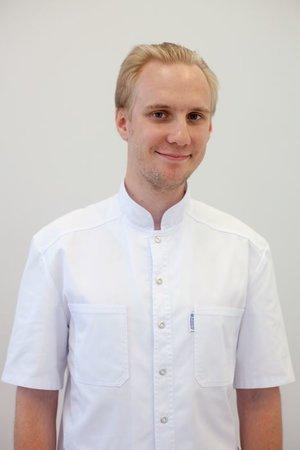 Парамонов Юрий Олегович