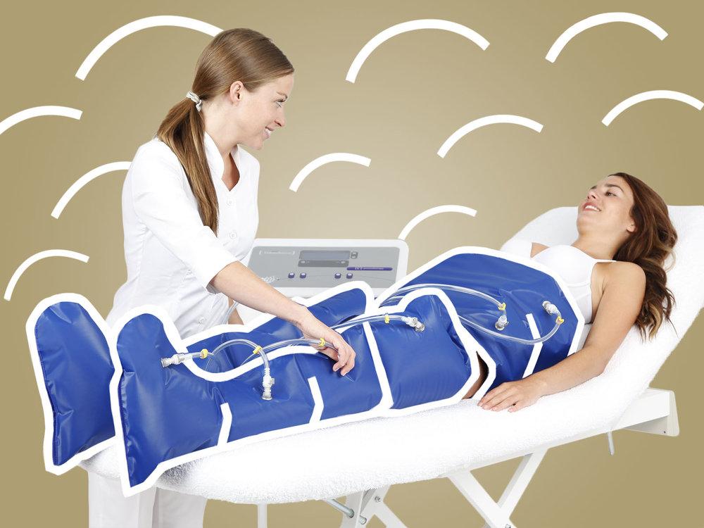 прессотерапия лимфодренаж