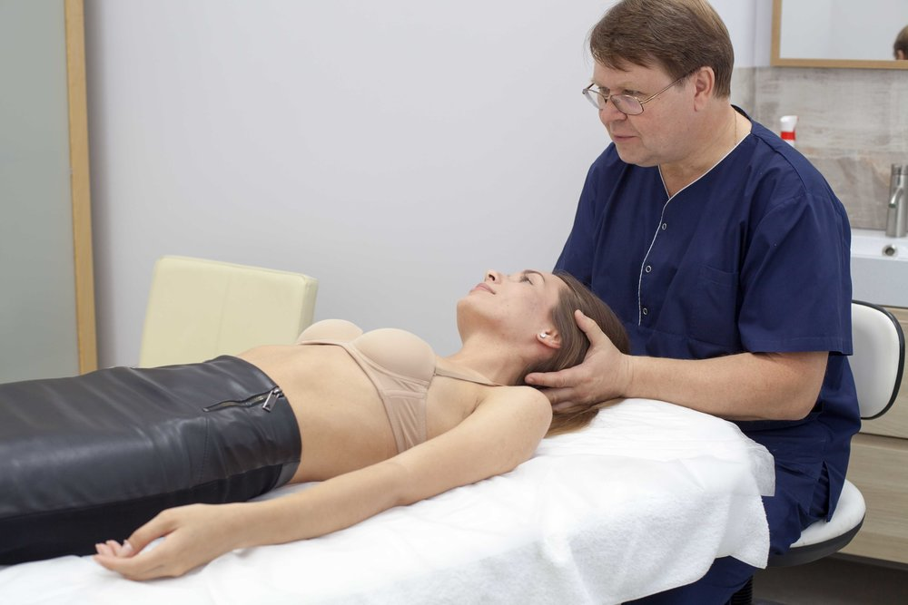 Методы мануальной медицины и остеопатии позволяют избавить от боли