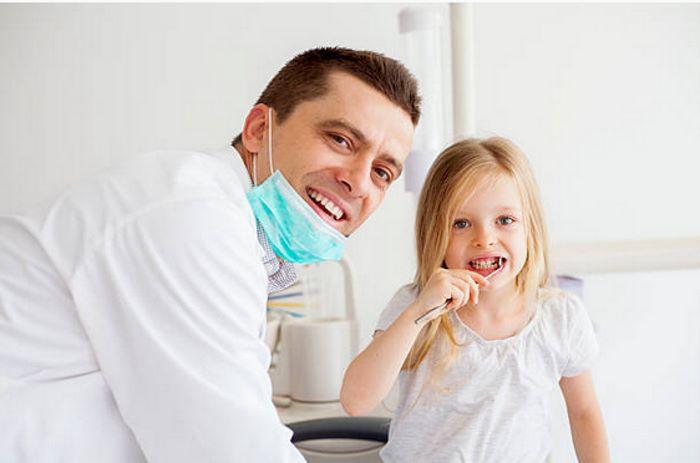 лечение молочных зубов москва