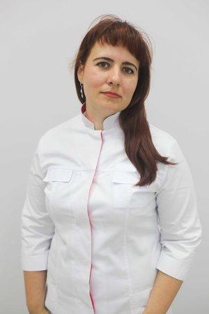 Волкова Карина Борисовна