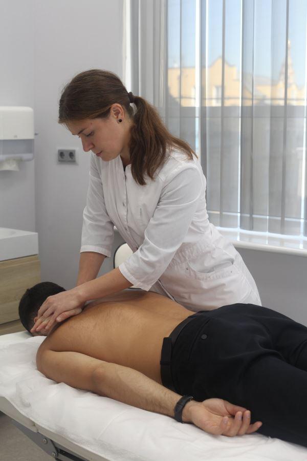 """Сеанс FDM-терапии в клинике """"Легкое Дыхание"""""""
