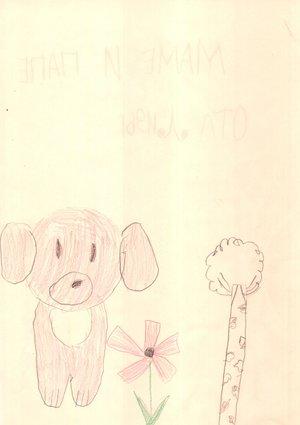 Рисунок нашего пациента 5