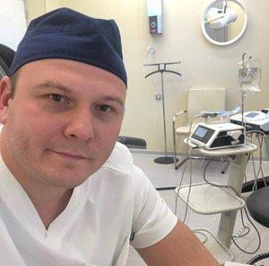 Операция по имплантации зубов