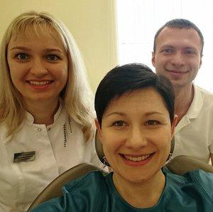 Полное стоматологическое обследование и лечение