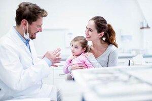 Удаление молочных зубов у ребенка