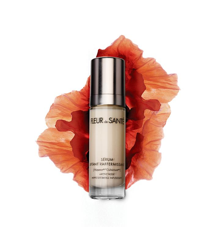 DEEP LIFT EXTRA FIRMING SKIN SCULPING SERUM - An innovative serum that effectively improves the appearance of sagging skin. The advanced actives of [Chicorium Papaver] Arctic Rose Phyto-StemCell Infusion™ help boost the skin's natural renewal mechanisms and improve the definition of facial contours for a lifted, firmer look. With a luxurious silky texture.