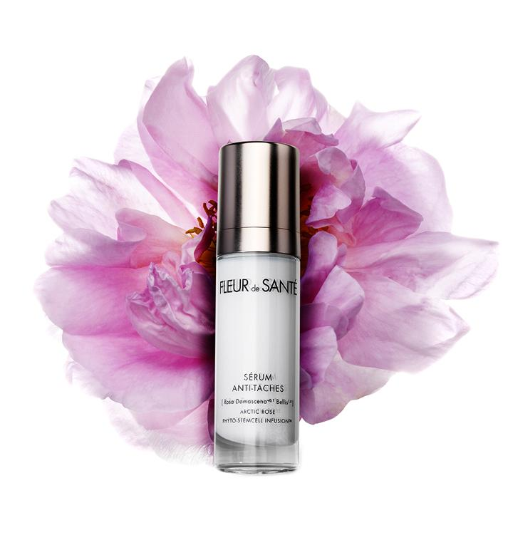 PERFECT ANTI-DARK SPOT SKIN BRIGHTENING SERUM - Powerful, dark spot correcting serum that helps diminish discolorations, leaving skin radiant, even-toned and luminous. The [Rosa Bellis] Arctic Rose Phyto-StemCell Infusion™ helps stimulate micro-circulation and promotes a healthy glow. The light, silky texture immediately smoothes the skin.