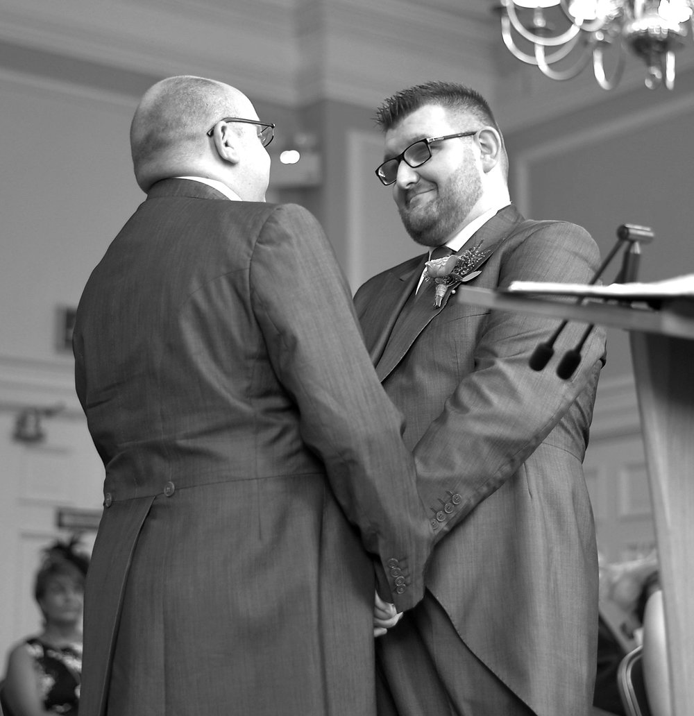 LGBTQ+ Weddings Gallery