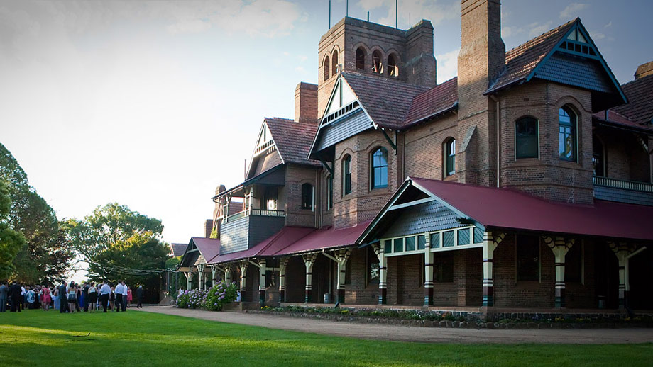 University of New England, Armidale, NSW