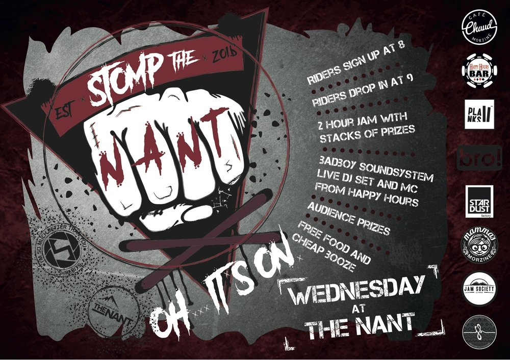 Stomp The Nant Official Poster.jpg