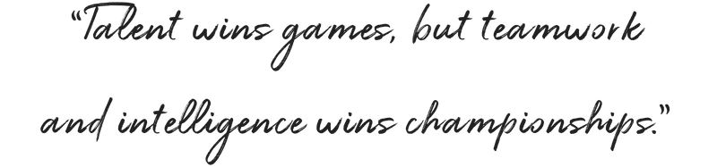 """w45345345t353Talent wins games, but teamwork and intelligence wins championships.""""a little bit of body text copy.png"""
