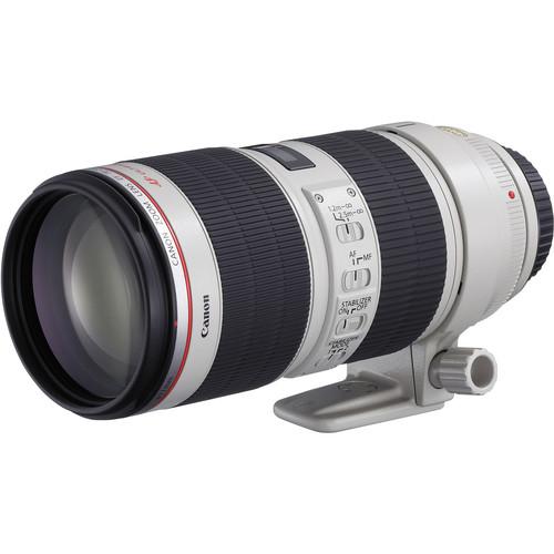 Canon 70-200mm f/2.8L IS II USM Lens (EF)   LENSES
