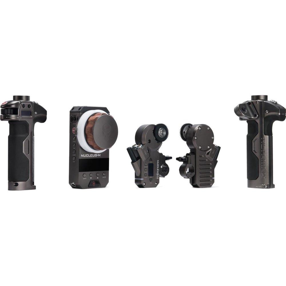 Tilta Nucleus-M Wireless Lens Control System   FOLLOW FOCUS UNITS