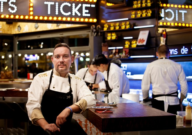 CHEF ALBERT ADRIÀ    We couldn't think of a more fitting way to kick off 2018 than by showcasing our new city's absolute best. We had the extreme privilege and pleasure of firing some questions at none other than Chef Albert Adrià...