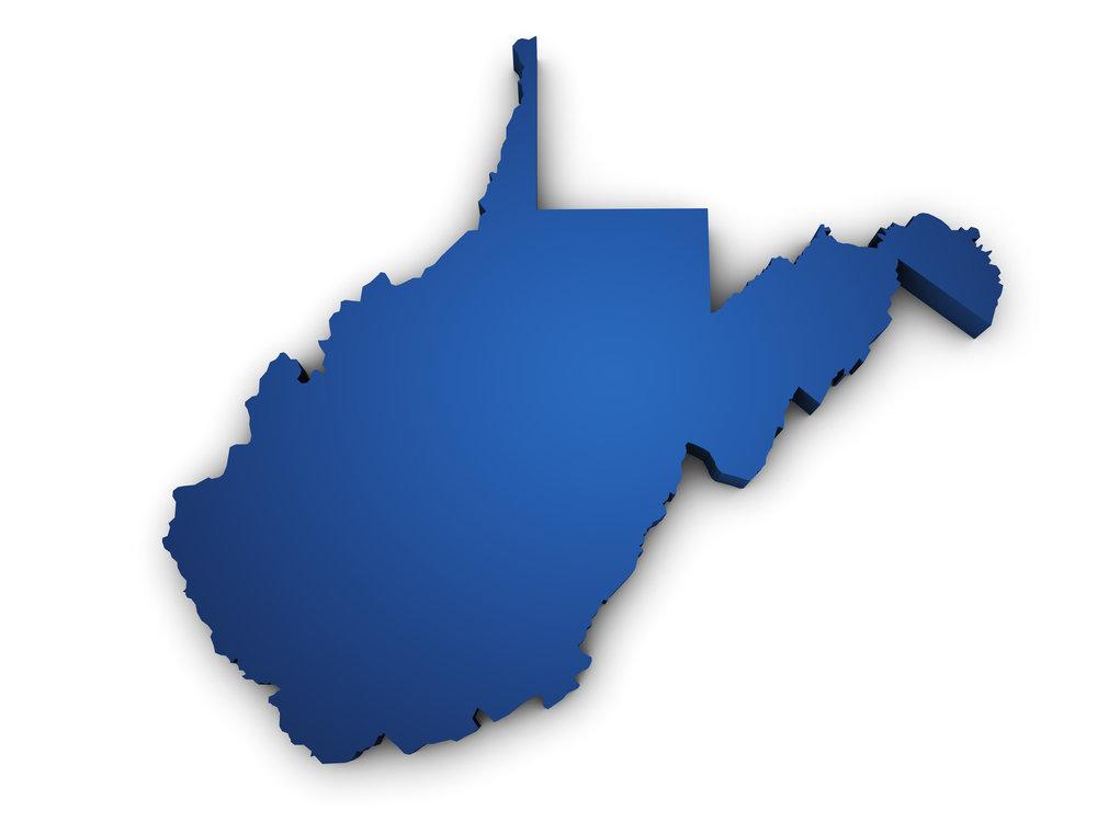 West Virginia  -