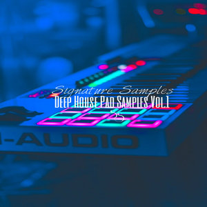 Royalty free house samples, future house bass and drum loops.