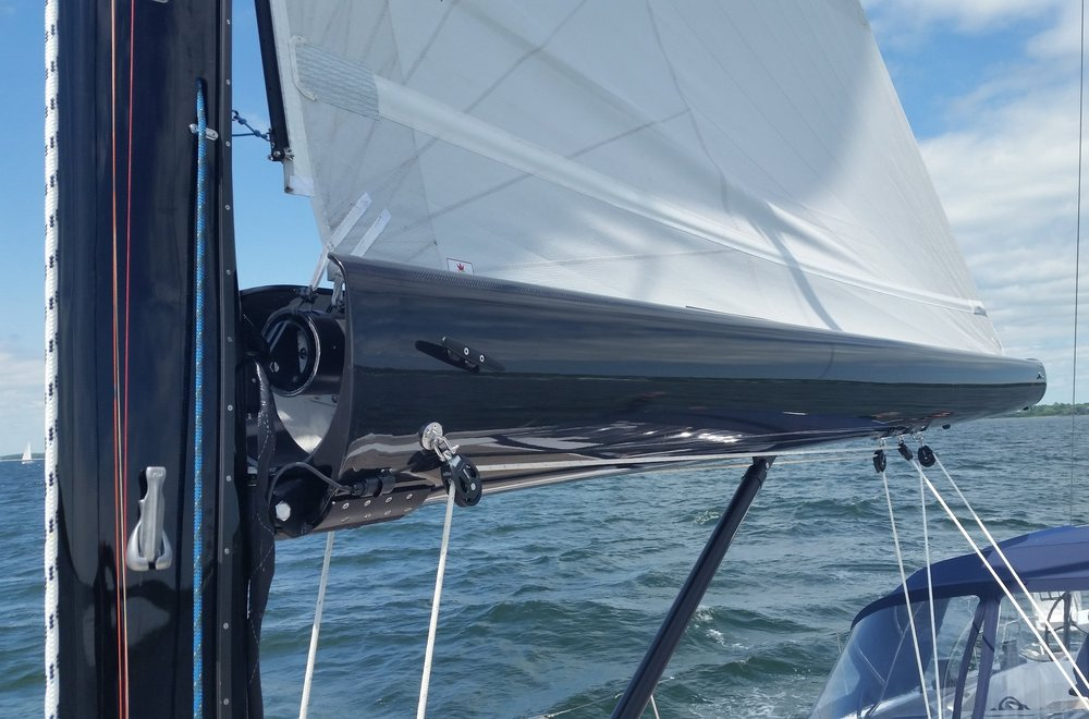 carbon BOOMS - GMT Composites builds conventional carbon composite booms for sailboats of all sizes, as well as Pocket Booms, and PowerFurl™ Booms, for sailboats up to 120ft.LEARN MORE…