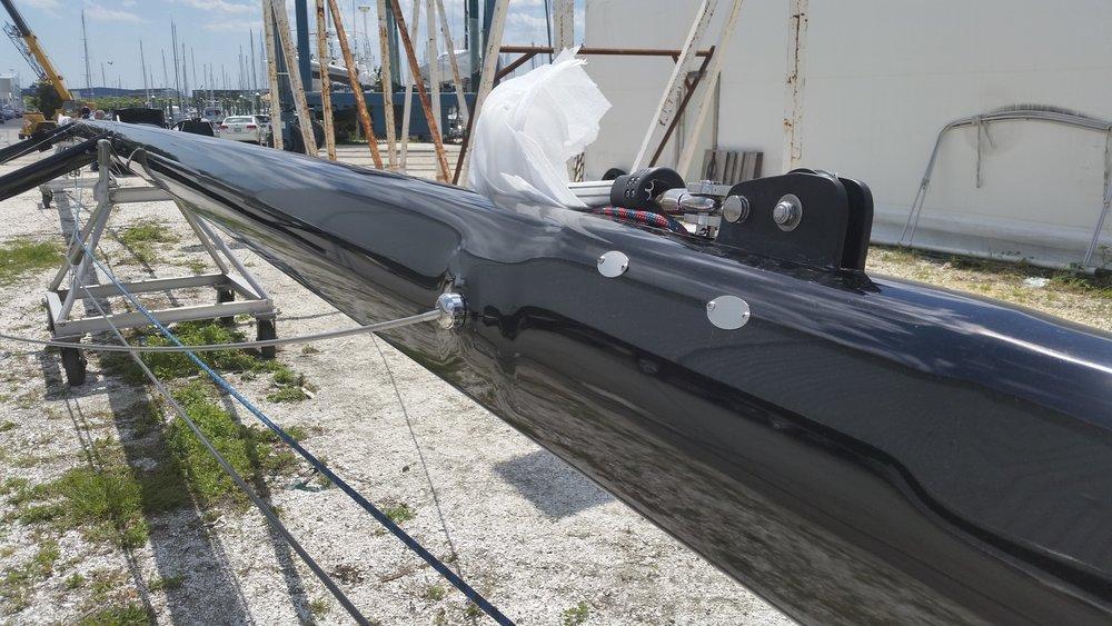 Black Linear Polyurethane