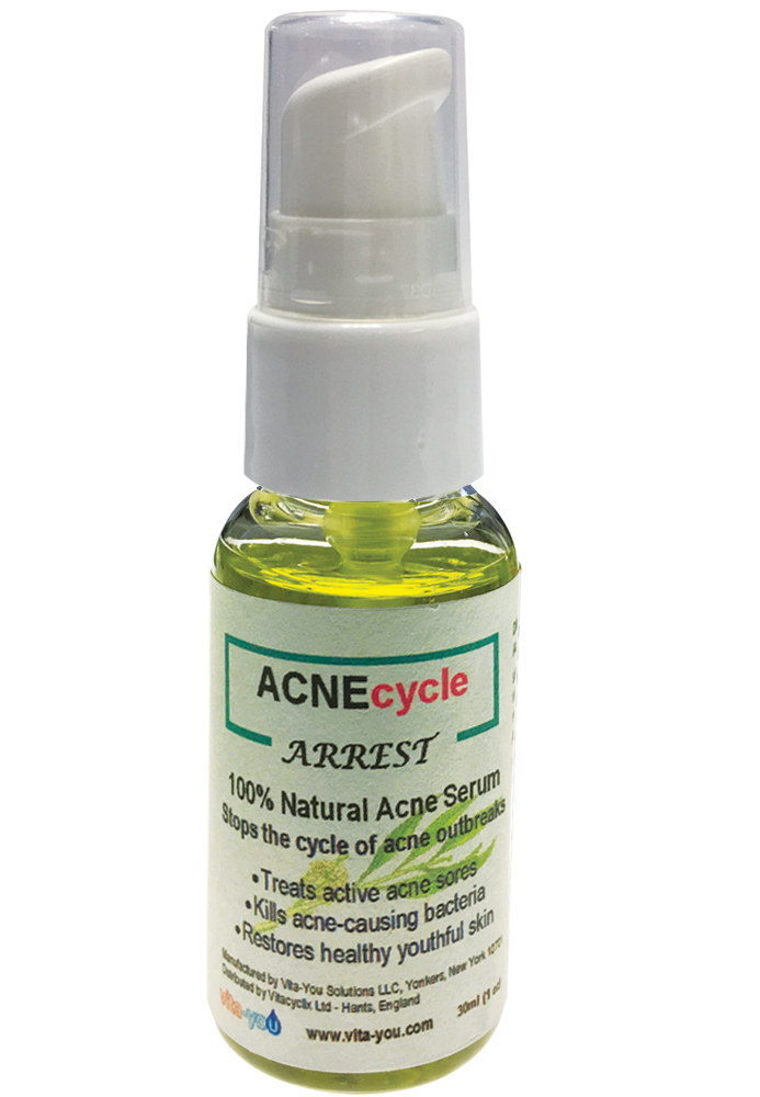 ACNEcycle Arrest