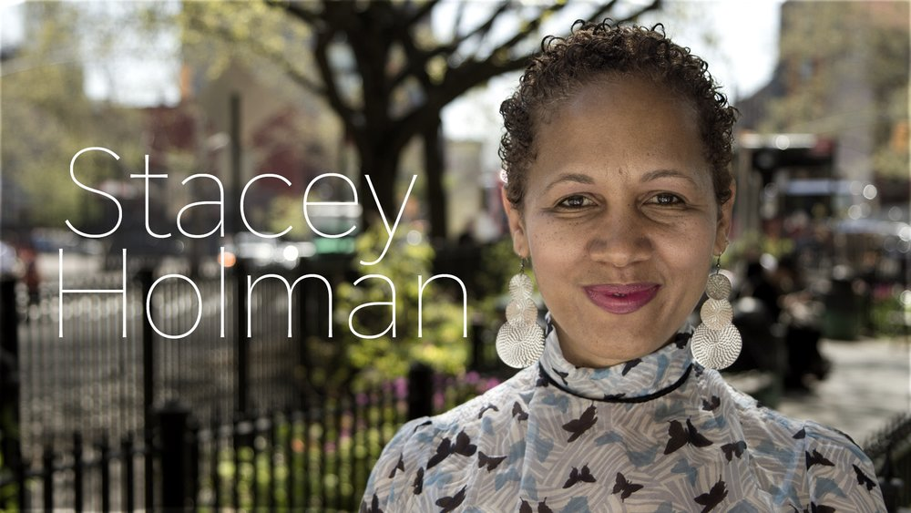 Producer  — Stacey L. Holman's work expands across two continents. From the United States to South Africa, this Harlem-based filmmaker has directed/produced award-winning shorts ( Mirar Mirror ,  Girl Talk ), content for cable TV ( Red Heeled ) and critically acclaimed documentaries (Mary Lou Williams: The Lady Who Swings the Band, Freedom Riders, Jesse Owens). Her most recent work as producer,  Tell Them We Are Rising the Story of Black Colleges and Universities , aired on PBS' Independent Lens in February 2018. Stacey recently finished the short-documentary  Dressed Like Kings,  which she produced and directed. Currently, she's teaching a new generation of storytellers at City College of New York.