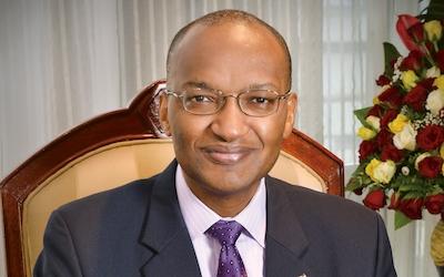 Dr Patrick Njoroge