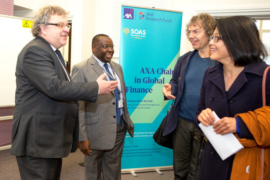 AXA Chair Launch