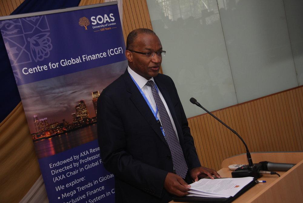Dr Patrick Njoroge, Governor of CBK