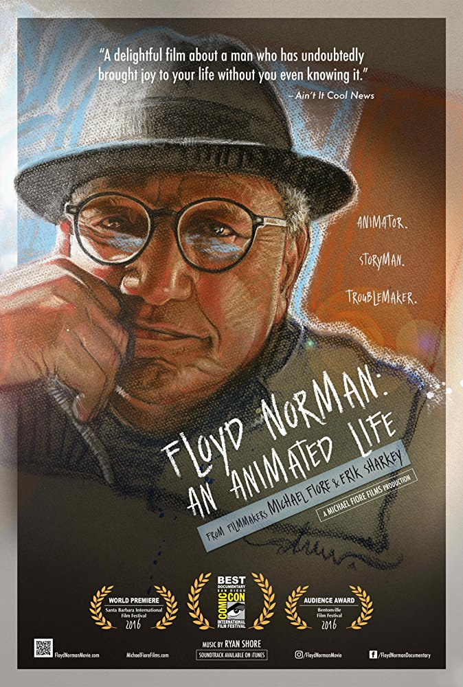 Floyd Norman: an Animated Life (Netflix)