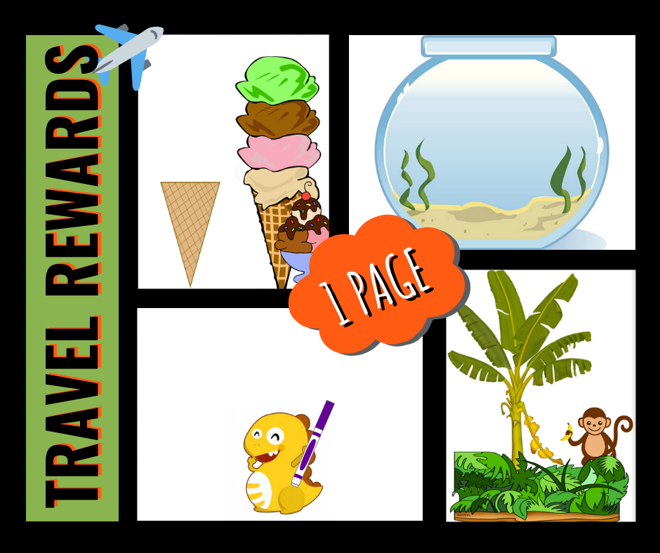 1 PAGE TRAVEL REWARDS - CLICK BELOW TO GO TO GOOGLE DRIVE PDF DOCUMENT. DOWNLOAD AND PRINT. WRITE ON THE PAGES WITH A DRY-ERASE MARKER FOR EASY TRAVEL REWARDS.