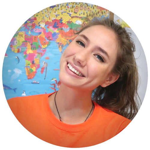 VIPKID Teacher Erin