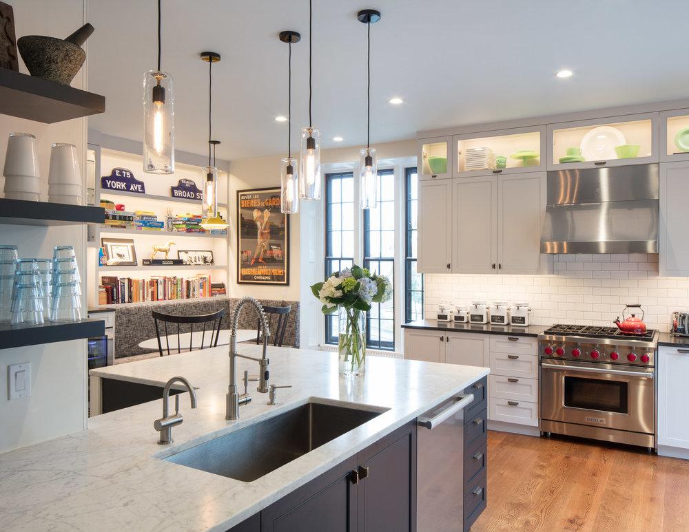 Historic Residential Kitchen Addition