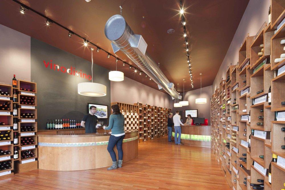 Boston Wine Stores