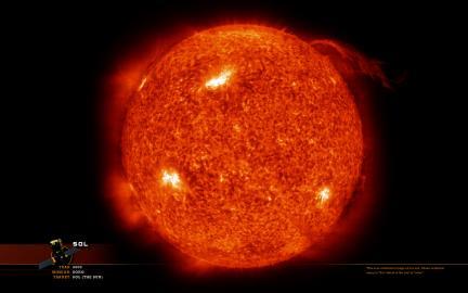 Wallpaper: Sun