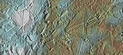 Europan Ice Rafts